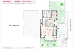Appartamento A1 – Tricamere indipendente Isola Vicentina