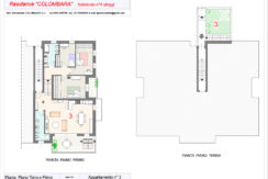 Appartamento A3 – Tricamere indipendente Isola Vicentina