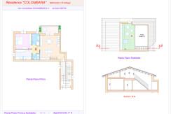 Appartamento A6 – Bicamere Isola Vicentina