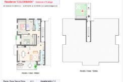 Appartamento A4 – Tricamere indipendente Isola Vicentina